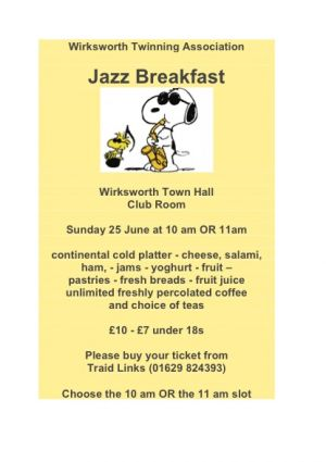 WTA Jazz breakfast 25 June 2017